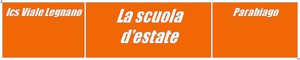 Piano estate Ic Viale Legnano – ringraziamenti della Dirigente